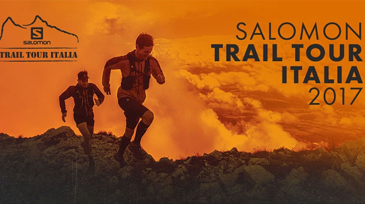 SALOMON TRAIL TOUR ITALIA 2017