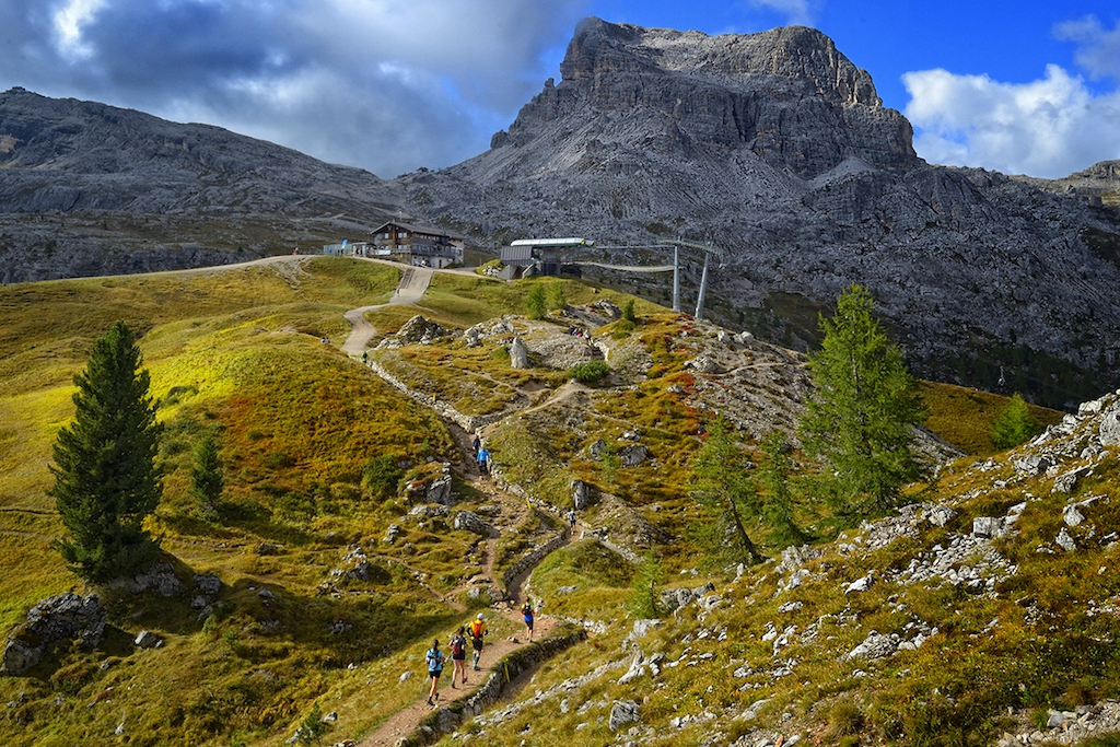 DELICIOUS TRAIL DOLOMITI: SOLD OUT PER IL TRAIL LUNGO
